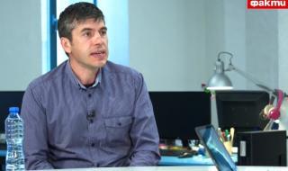 Росен Миленов за ФАКТИ: В национален ефир мутрата Божков говори срещу мутрата Борисов