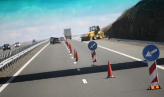Млада жена фучи с 200 км/ч при ограничение от 90 на пътя Пловдив – Пазарджик