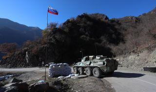 Руските войски ще останат в Нагорни Карабах повече от 5 години