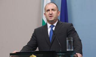 Румен Радев: Бойко Борисов предаде симпатизантите на ГЕРБ