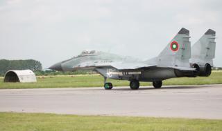 България харчи луди пари за поддръжката на Миг-29