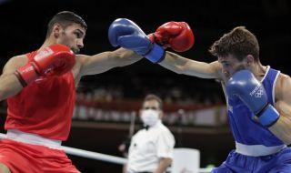 Ескобар изхвърли Даниел Асенов от Олимпиадата