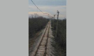 Нагла кражба от железницата