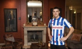 Младежки национал с дебютен гол за Хееренвеен