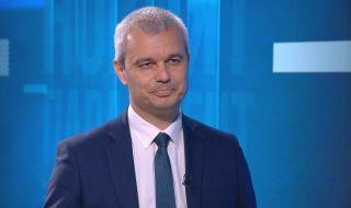 Костадин Костадинов намекна, че влиза в битката за президент - 1