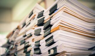 Администрацията преустановява хартиения обмен на документи