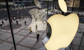 Apple затваря американските си магазини