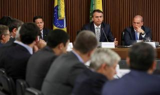 Екологична катастрофа край Бразилия