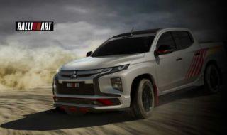 Mitsubishi възражда Ralliart и се връща в моторспорта