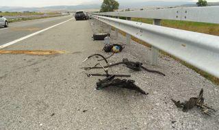 Тежка катастрофа в София, четирима са пострадали  - 1