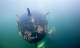 Водолази обезвредиха 6 морски мини от Първата световна война край Несебър