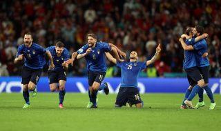 UEFA EURO 2020: Испания е на колене! Италия се класира на финал след дузпи - 1