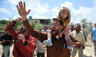 Руски самолети убиха деца в Идлиб