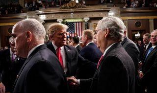 Срещу Тръмп! Камарата на представителите отхвърли ветото на президента върху проектобюджета за отбрана