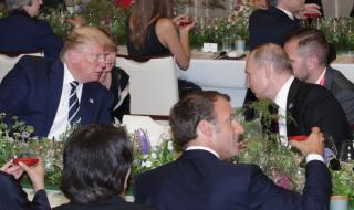 Тръмп искал среща с Путин преди да стане президент
