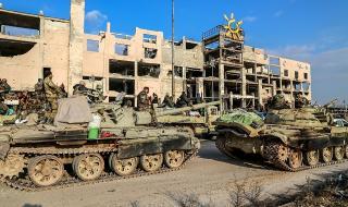 Войната в Сирия се разраства! Алепо е под тежък обстрел
