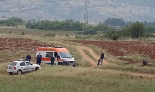 Откриха труп с оглозган череп в Разградско