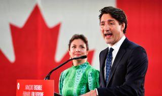 Джъстин Трюдо получи трети мандат като премиер на Канада