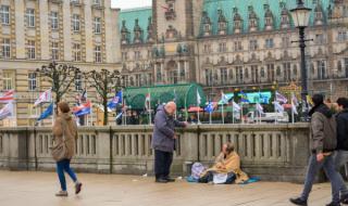 Германия се нуждае от 260 000 имигранти на година