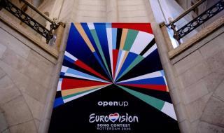 """Конкурсът """"Евровизия"""" отменен"""