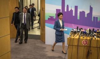Хонконг трябва да избегне още хаос