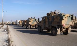 Подкрепяни от Турция бунтовници превзеха ключов град