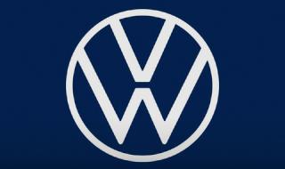 Новата емблема на Volkswagen