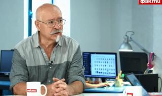 Петър Маринков: Демокрацията ни е камуфлаж (ВИДЕО)