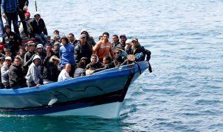 14 000 мигранти са стъпили на италианския бряг от началото на годината - 1