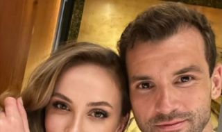 Гришо и Лолита празнуват в елитен столичен ресторант (СНИМКИ)