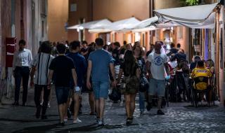 Само 2.5% от италианците имат антитела