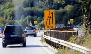 """Ограничават движението на тежки камиони в участък от АМ """"Хемус"""" - 1"""