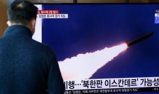 Северна Корея с нов ракетен опит