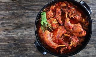 Рецепта на деня: Маринован заек по кубински