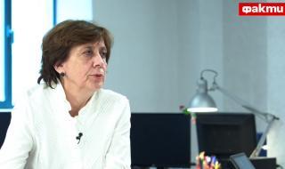 Ренета Инджова пред ФАКТИ: Дълго ще останем с клеймото на страна, отгледала такъв екземпляр