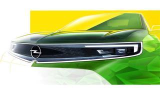 Opel с радикална смяна на дизайна