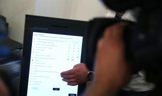 ЦИК ще купи още 1500 машини за парламентарните избори на 11 юли - 1