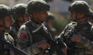 Арестуваха над 100 турски войници