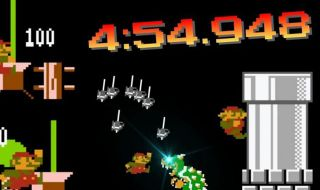 Още един непостижим рекорд на играта Super Mario Bros (ВИДЕО) - 1