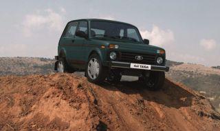 Всъдеходите Lada Niva се продават в Германия за 15 500 евро