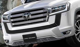 Нови подробности за Toyota Land Cruiser 300