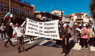 Созополски села готвят гражданско неподчинение