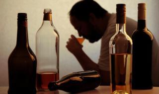 Мъж прекали с алкохола и вкара полицията в страшен филм