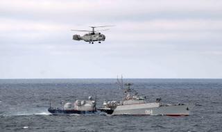 Украйна и Румъния уплашени от руски действия