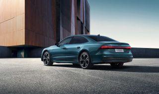 Audi A7 вече е седан