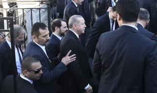 Гърци планирали атентат срещу Ердоган (СНИМКИ)