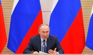 Путин: Не променяйте историята