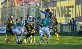 Черно море и Ботев (Пловдив) не се победиха