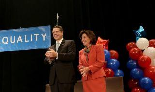 Ню Йорк има нов губернатор - 1
