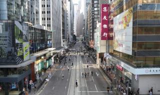 Мащабни полицейски действия в Хонконг